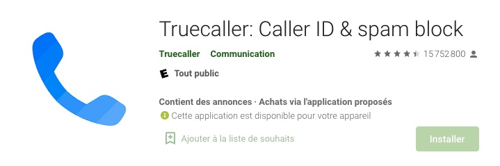 truecaller application android